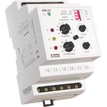 Трехуровневое реле контроля  тока PRI-42 AC 230 V | ETI Etirel 2471602